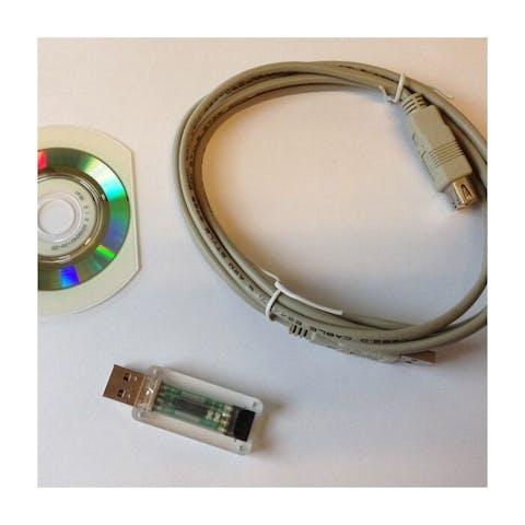 Software voor PROCON & PROLINE GSM module